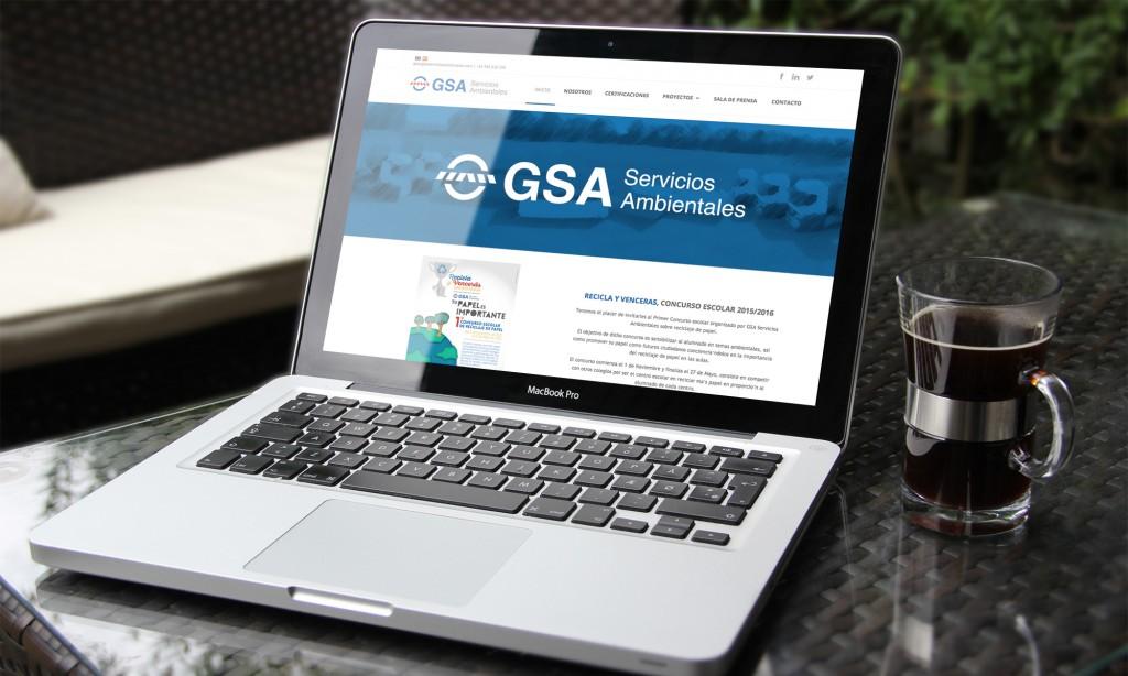 Previa GSA portatil web 2016
