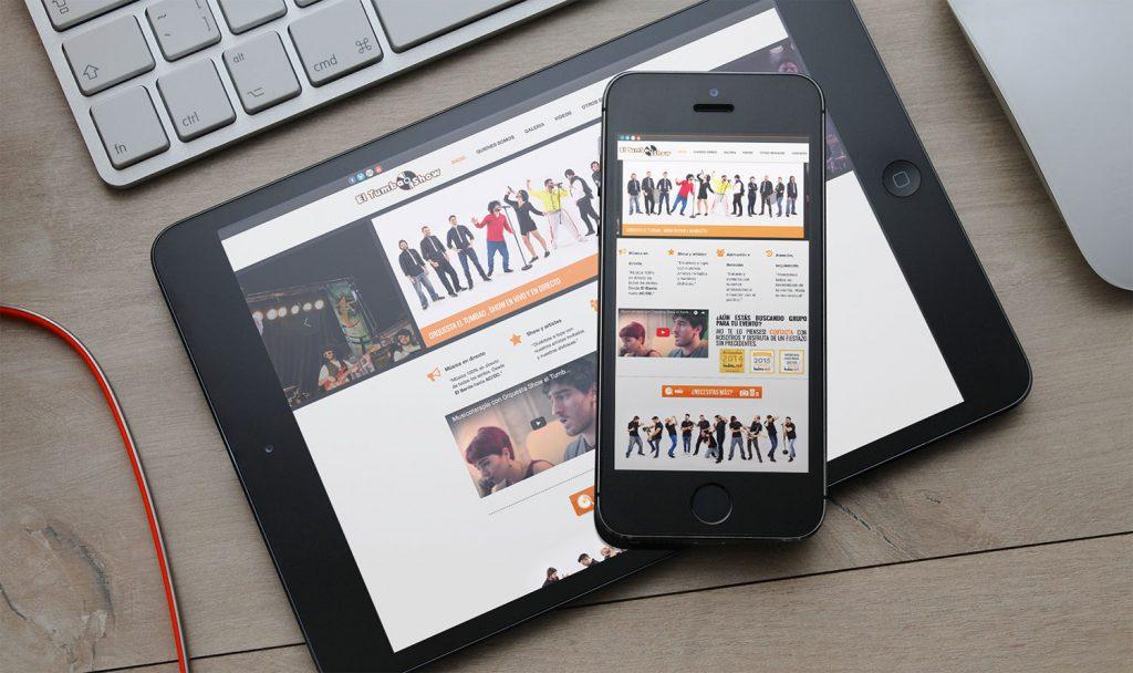 Previa el tumbao tablet-movil web 2016